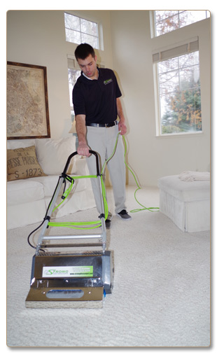 Long Beach Dry Organic Carpet Cleaning