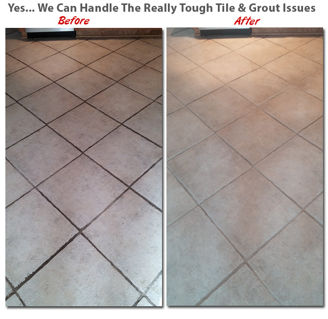 Long Beach carpet, tile and grout cleaning